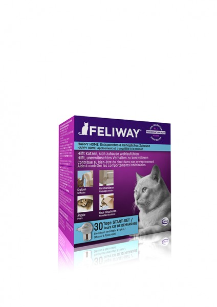 FELIWAY® Happy Home Start-Set mit 48 ml Flakon