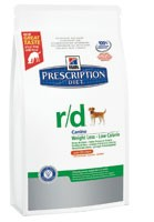 Hill´s Prescription Diet Canine r/d 4 kg