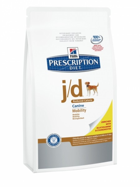 Hill´s Prescription Diet Canine 4 kg j/d reduced calorie