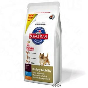 Hill´s Canine Adult Healthy Mobility Mini 7,5 kg m Huhn