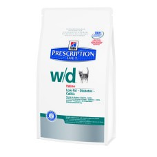 Hill´s Prescription Diet Feline w/d 1,5 kg