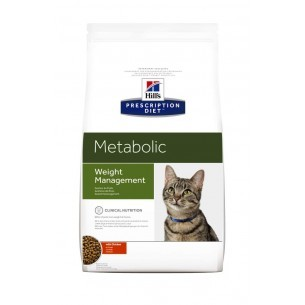 Hill´s Prescription Diet Feline Metabolic 1,5 kg Advanced Weight Solution