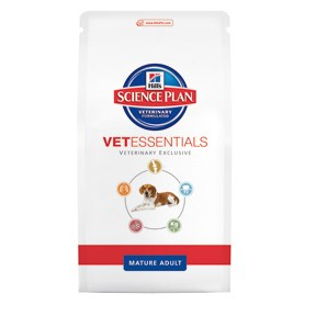 Hill´s VetEssentials Canine Mature Adult Senior 10 kg