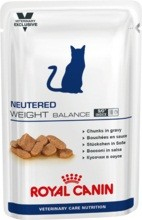 Royal Canin Neutered Weight Balance Katze Frischebeutel 12 x 100 g