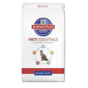 Hill´s VetEssentials Feline Mature Adult Senior 6,5 kg