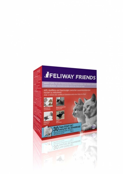 FELIWAY® FRIENDS Start-Set mit 48 ml Flakon