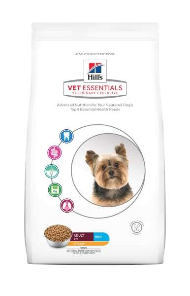 Hill´s VetEssentials Canine Adult Mini 7 kg