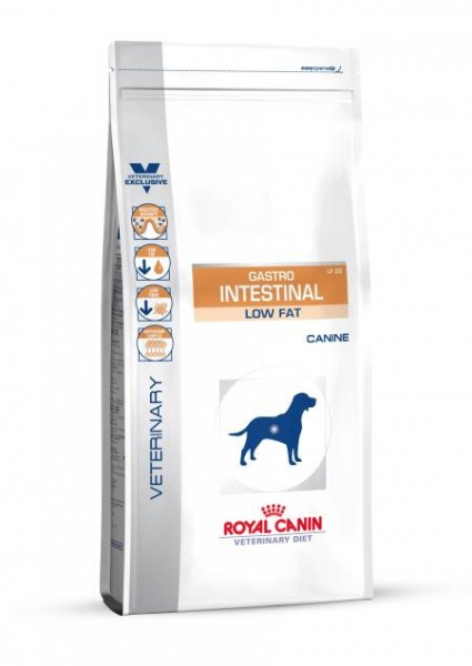 Royal Canin Gastro Intestinal Low Fat 1,5 kg Hund