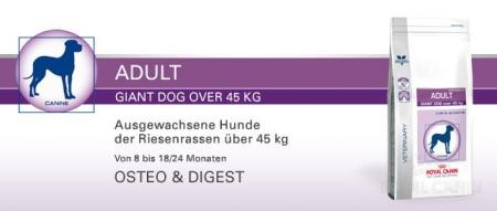 Royal Canin Adult Giant Dog 14 kg Digest & Osteo