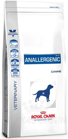Royal Canin Anallergenic 8 kg Hund