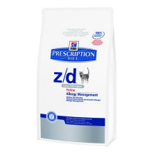 Hill´s Prescription Diet Feline z/d 2 kg Low Allergen
