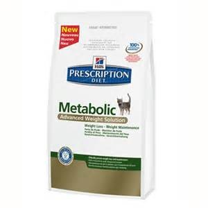 Hill´s Prescription Diet Feline Metabolic 4 kg Advanced Weight Solution
