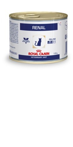 Royal Canin Renal Chicken Katze 12 x 195 g Dosen