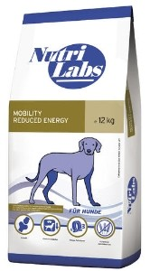 NutriLabs Mobility reduced energy Dog 12 kg