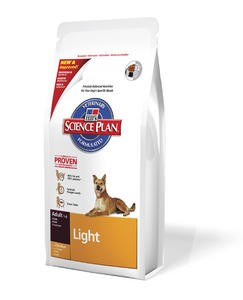 Hill´s Canine Adult Light mit Huhn 3 kg