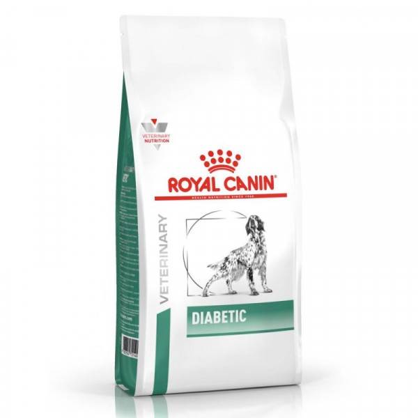 Royal Canin Diabetic Hund 7 kg