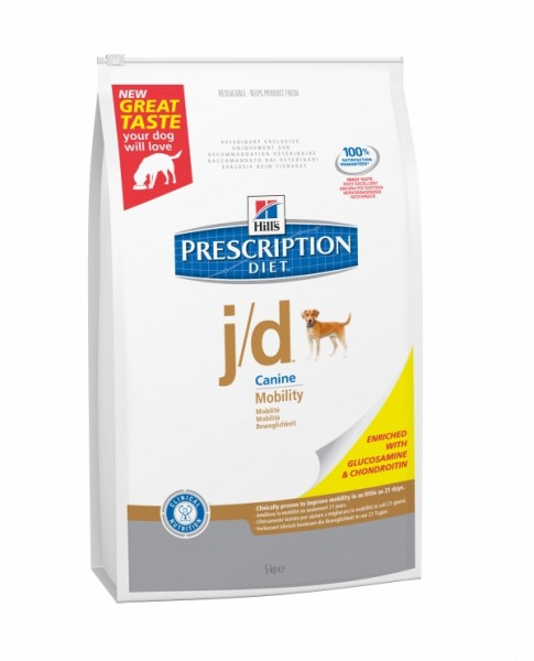 Hill´s Prescription Diet Canine j/d 12 kg